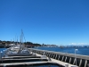 Our dock in Monterey