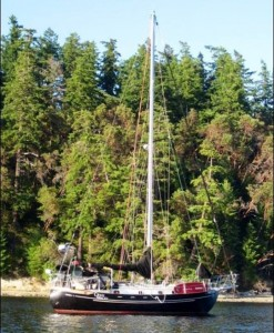 S/V Onyx, a Tayana 37 and the dream boat I found to take me across the seven seas
